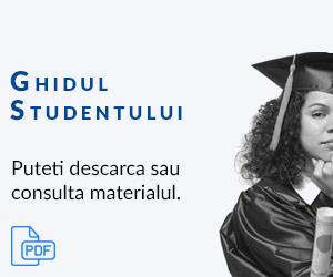 Ghidul Studentului